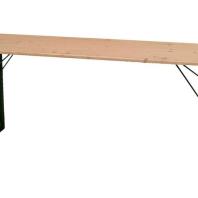 Tisch Bierzeltg. 0,5m x 2m